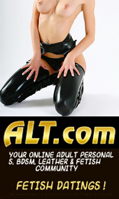 BDSM Leather & Fetish Community, find a hot Fetish Dating in your City - Click here !